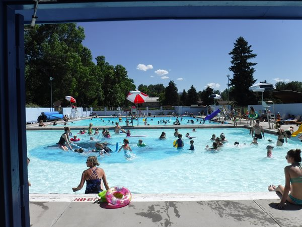 Bogert pool outdoor city of bozeman - Swimming pools in great falls montana ...