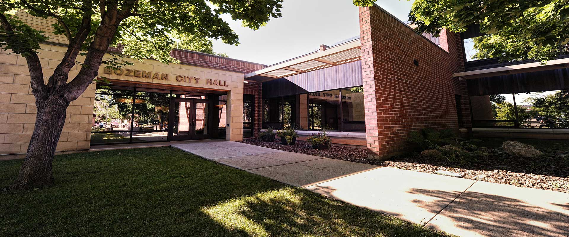 City of Bozeman Hiring banner