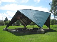 Lindley Park Picnic Shelter
