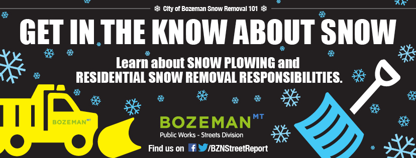 Get In the Know About Snow - Learn about Snow Plowing and Residential Snow Removal Responsibilities.
