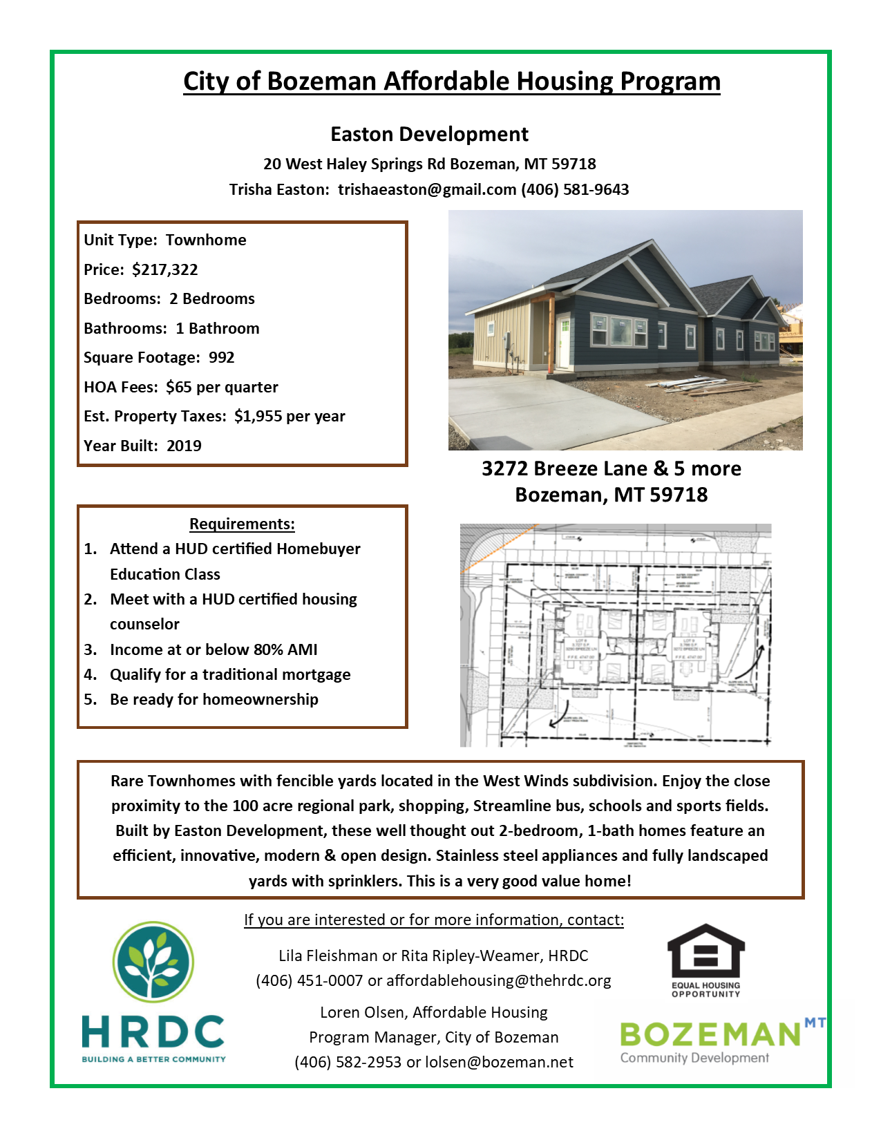 For Sale Property Flyer Image